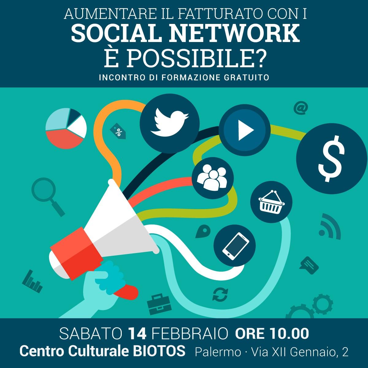 aumentare-fatturato-social-network